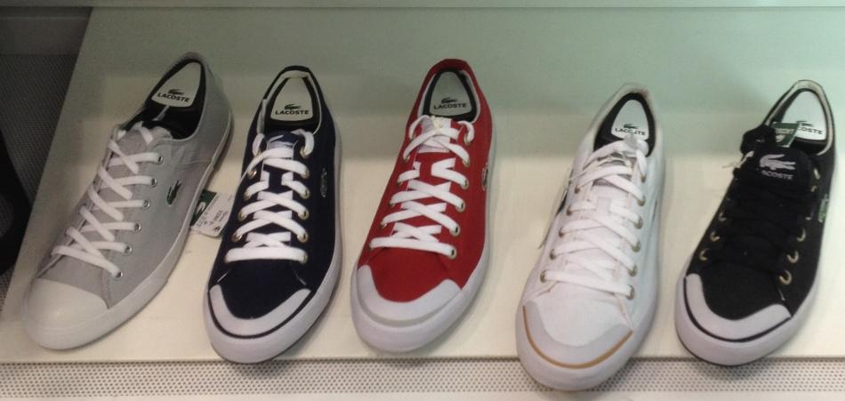 d4d4435ecee2 Обувь Lacoste купить в Москве