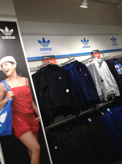 d011b0a0 Дисконт Adidas ТЦ Ритейл Парк на Варшавке в Москве