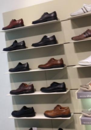 В дисконте Экко найдется достаточное большое количество обуви всех  коллекций. На особо привлекательные модели может не найтись размер. А так в  целом 812b3612458d8