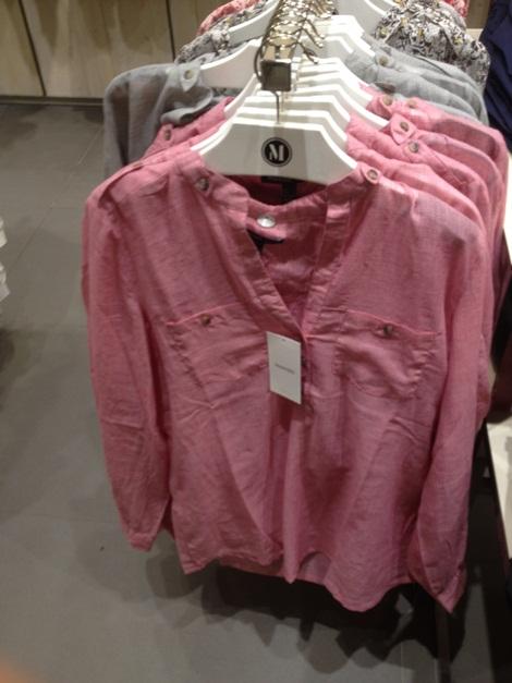 Mango магазин женской одежды