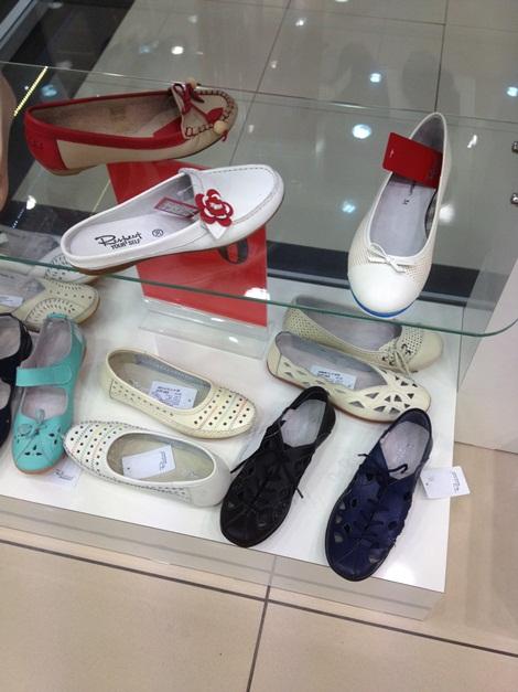 Туфли респект каталог женская обувь