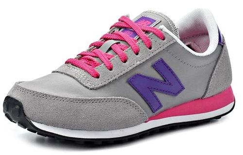 07553785 Женские кроссовки New Balance 2014 года