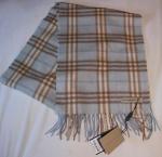 шарф мужской Burberry по цене 3405 рублей