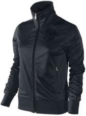 Женский спортивный костюм Nike - олимпийка черного цвета