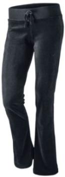 Женские брюки от спортивного костюма Nike черного цвета