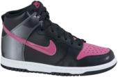 Женские высокие кроссовки Nike Dunk