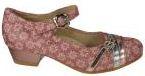 туфли для девочек из Парижской Коммуны. Эти туфли обладают весьма страшным видом, сделаны совершенно не из натуральной кожи. Предприятие Парижская Коммуна продолжает старые советские традиции по выпуску обуви отвратительного вида